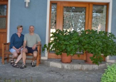 Daniel und Ruth Zeitler